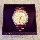 jewels,marc by marc jacobs,watch,diamonds