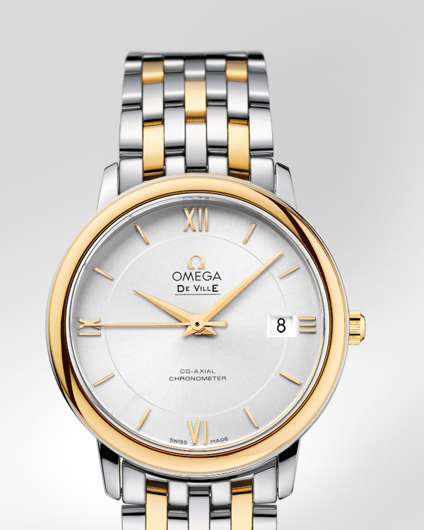 De Ville Prestige Co-Axial 36.8 mm - ref. 424.20.37.20.02.001 via @omegawatches
