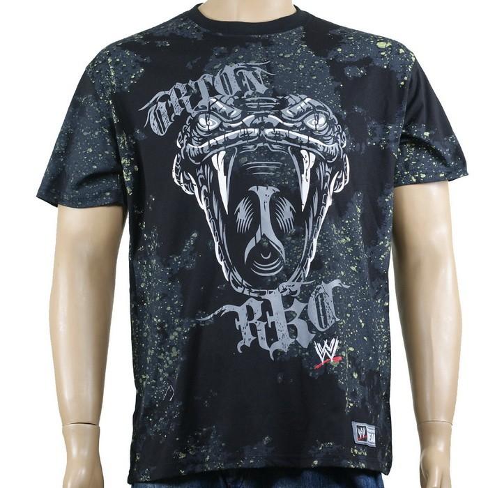 Randy Orton RKO Viper Short T-Shirt