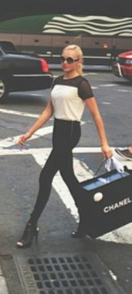 t-shirt peyton list newyorkcity nyc fashion