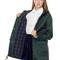 unisex flannel-lined rain parka | shop american apparel