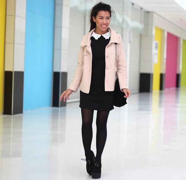 article 21 coat dress shoes bag