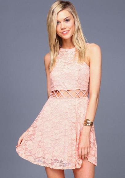 lace dress floral dress pink dress pastel pink pastel dress pastel pink dress pink floral pastel pink lace dress pink lace lace