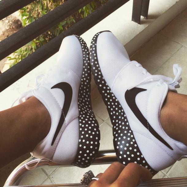 shoes nike rosche run spot