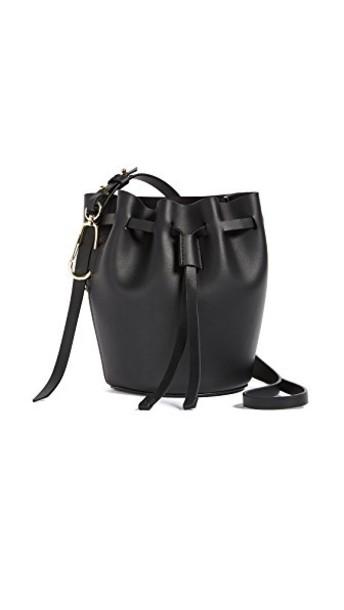 ZAC Zac Posen mini drawstring bag black