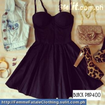 Corset Dress, Bustier Dress - Brand New For Sale Philippines	- 29901431
