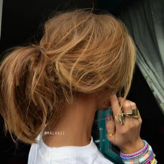 jewels maluhii rose   woodward beach hair boho bohemian jewellery gold ring