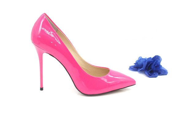 1bb2566f2b72 Heels Sexy - Hot Pink Stilettos