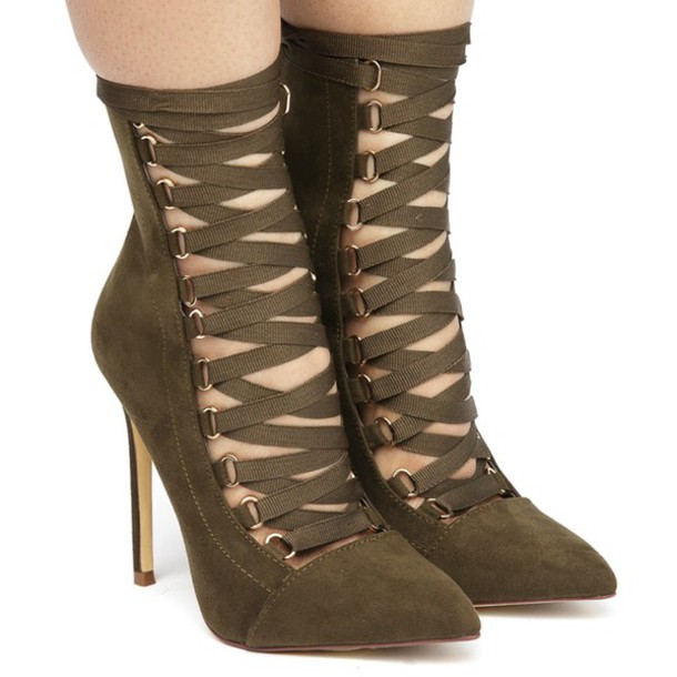 431b503f877b shoes heels booties olive green olive shoes olive heels olive booties olive  green shoes olive green