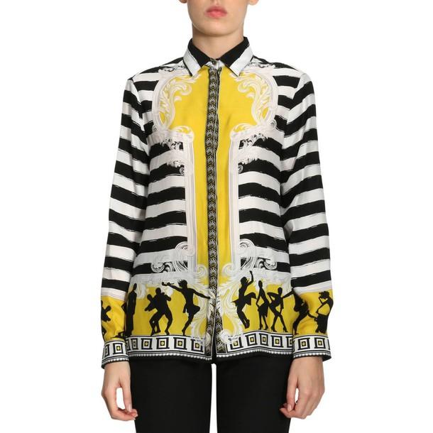 Versace Collection shirt women top