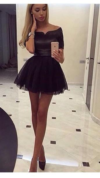 Dress Black Dress Short Dress Short Black Dress Luxury