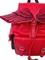 Winged red sid backpack