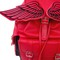 Winged red sid backpack | lostmannequin