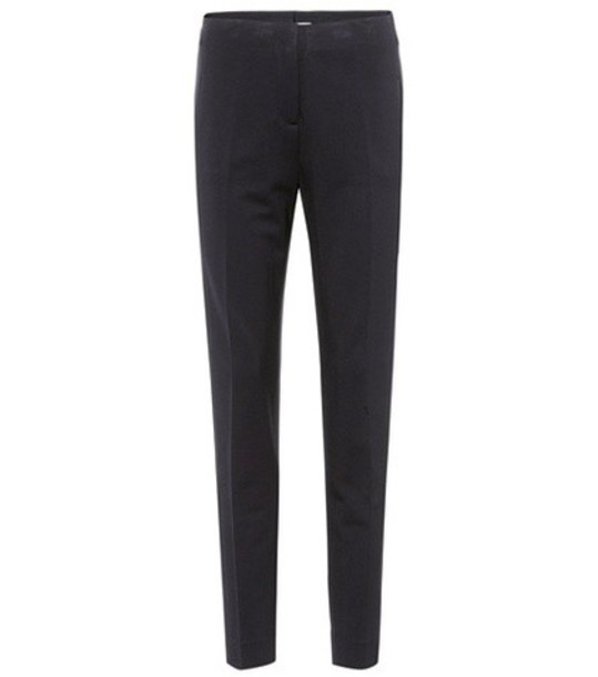 Dorothee Schumacher chic blue pants