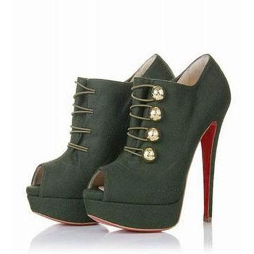 christian louboutin guerilla boots replica