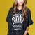 Hooded Letter Print Pullover in Black [DLN0078] - PersunMall.com