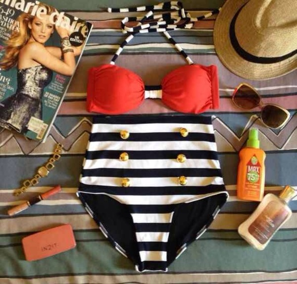 swimwear bag swimwear swimwear two-piece summer hot