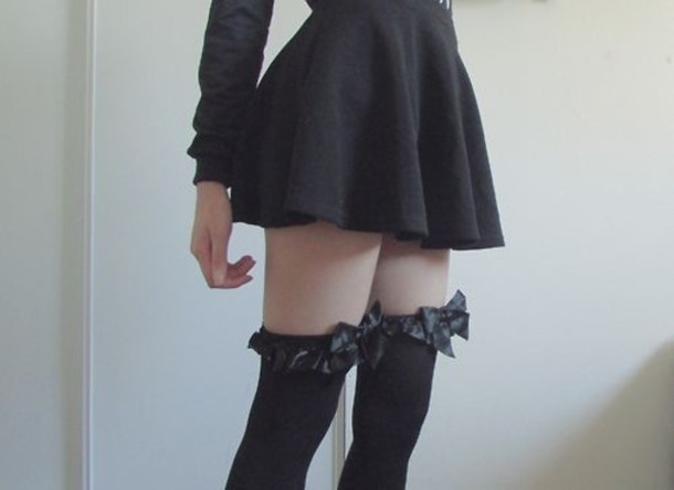Sexy knee high stockings