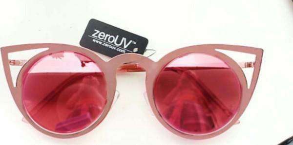 sunglasses cat eye pink sunglasses