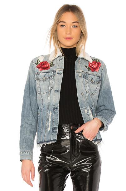 Rails jacket vintage fur