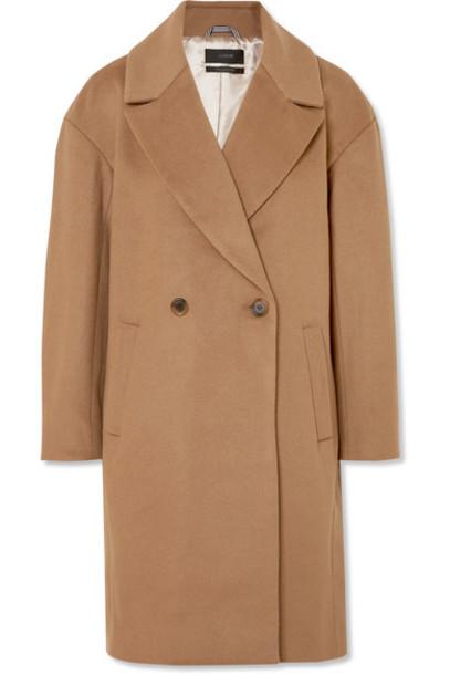 J.Crew coat wool beige