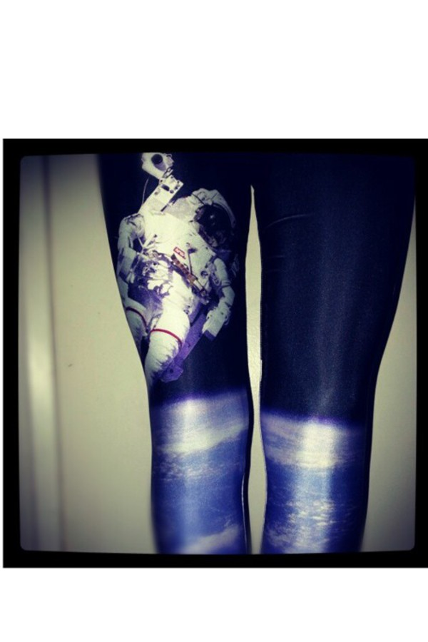 leggings kcloth space space leggings astro