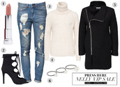 passions for fashion,blogger,make-up,shoes,jeans,coat,jewels