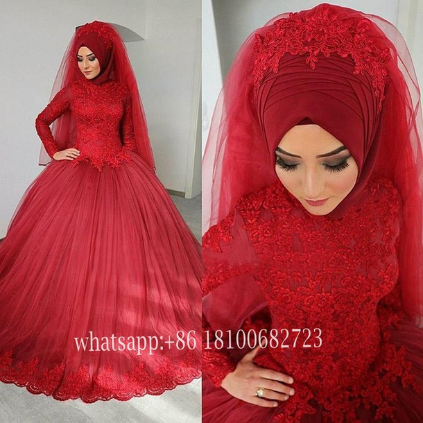 dress, muslim prom dresses, muslim wedding dresses, ball gown ...