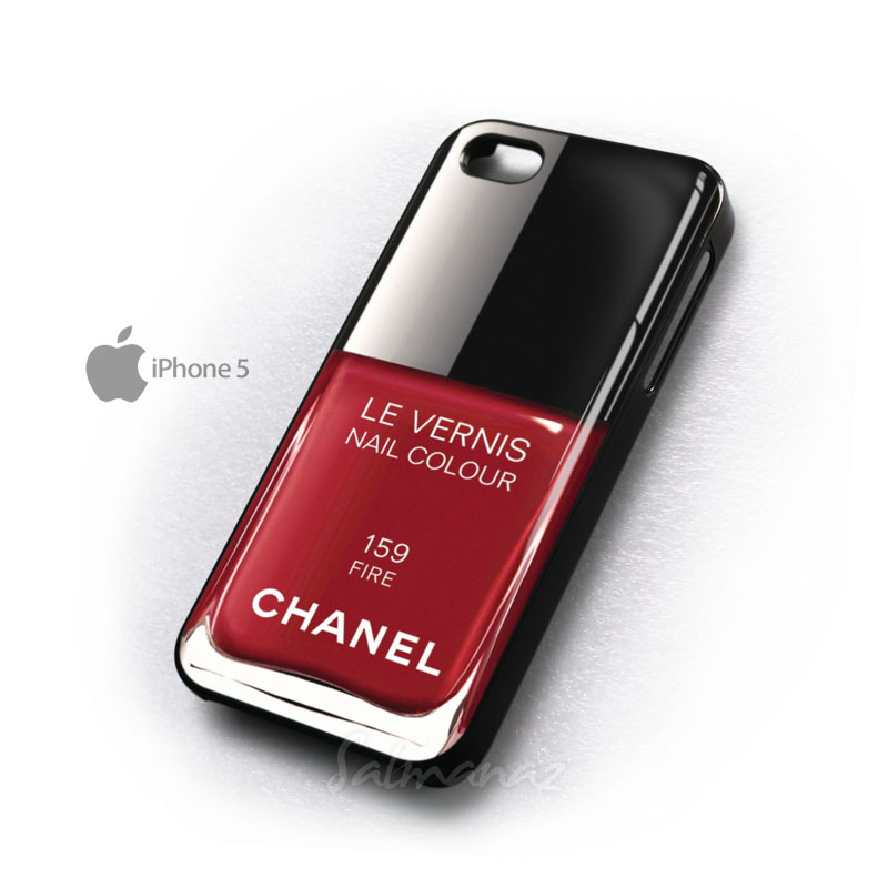 Chanel Nail Polish Iphone 5 Case