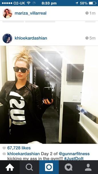 sunglasses khloe kardashian