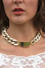sirenlondon — Chain Clash Necklace