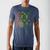 Gremlins Group Navy Heather T-Shirt