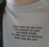 shirt,tumblr shirt,tumblr,white,t shirt with words,i want the same words,black and white word print,black,90's shirt