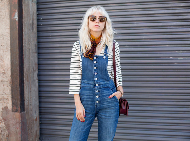 on sale online choose genuine store Sophie Skinny Fit Button Front Dungarees