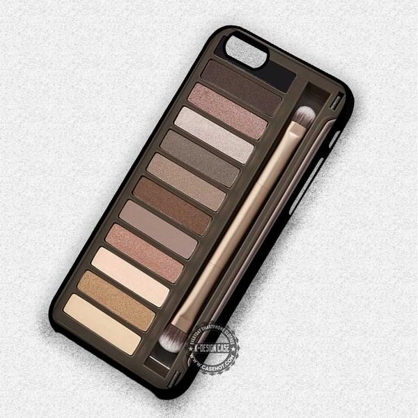 Cosmetic Pallette Make Up - iPhone 7 6 Plus 5c 5s SE Cases & Covers