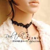 jewels,necklace,jewelries,choker necklace,lolita,gothic lolita,goth,my lolita dress,jewelry,accessories