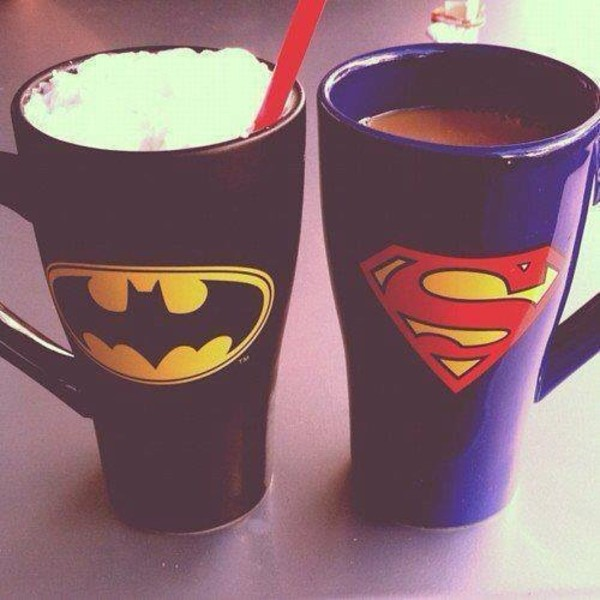 mug batman grunge wishlist jewels bag nail accessories t-shirt superman phone cover mug home accessory kitchen nice gloves batman cup superman cup batman mug superman mug cup