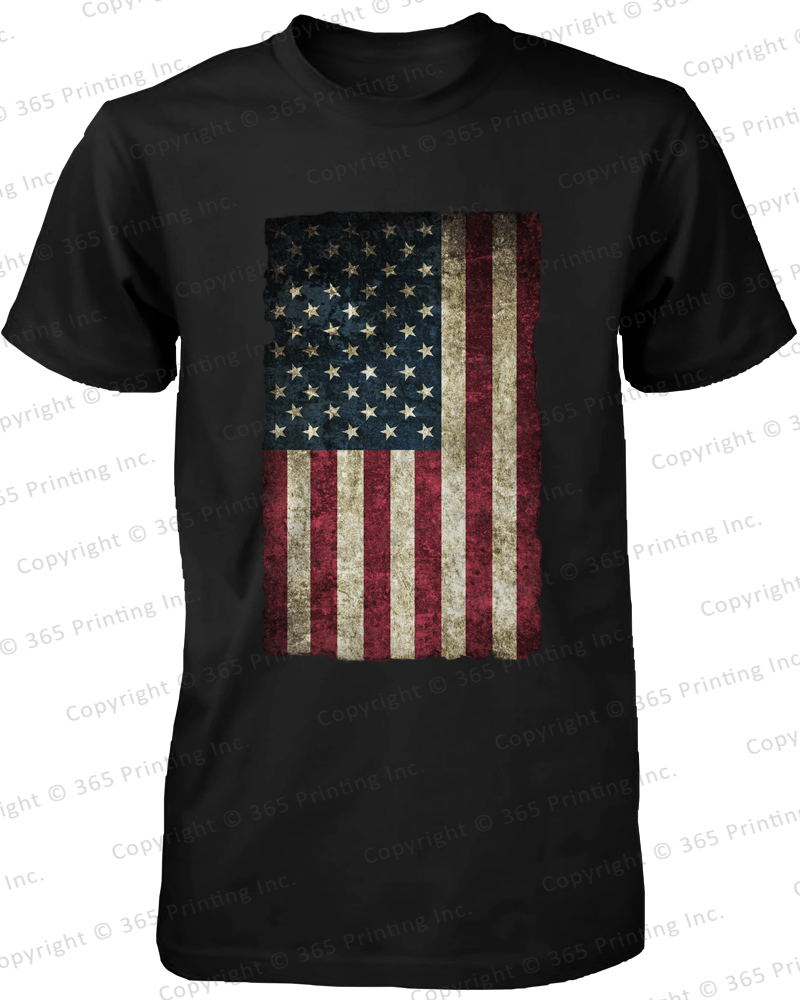 Fourth of July Red White and Blue Shirts American Flag Men's T Shirt | eBay