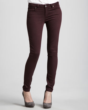 Paige Denim Verdugo Skinny Jeans, Pollock - Neiman Marcus
