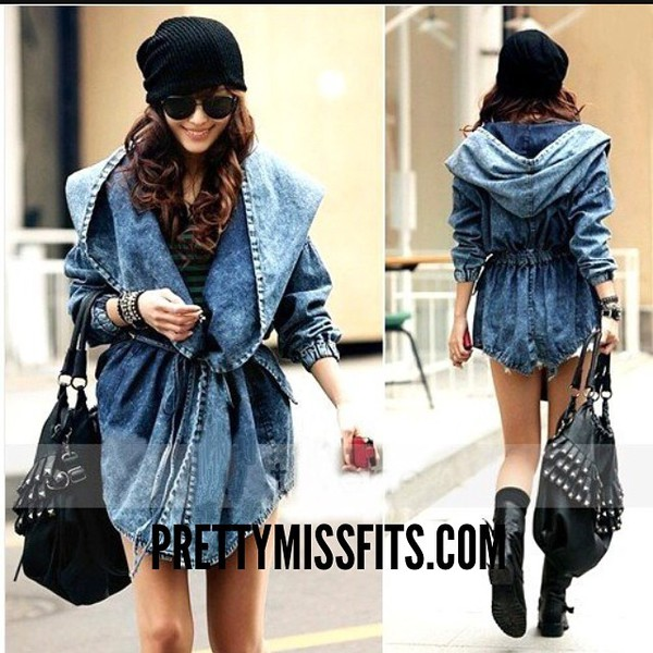 denim jacket denim coat denim outerwear