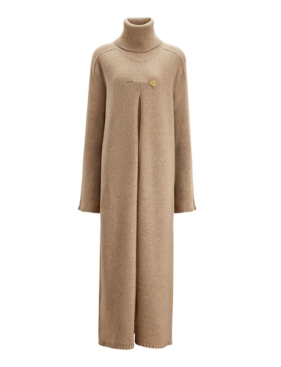 Vivien Soft Wool Dress