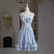 dress,cute,kawaii,cute dress,check dress,checkered dress,checks,check,checker dress,checker,checkered,blue,vintage,soft grunge,kawaii dress