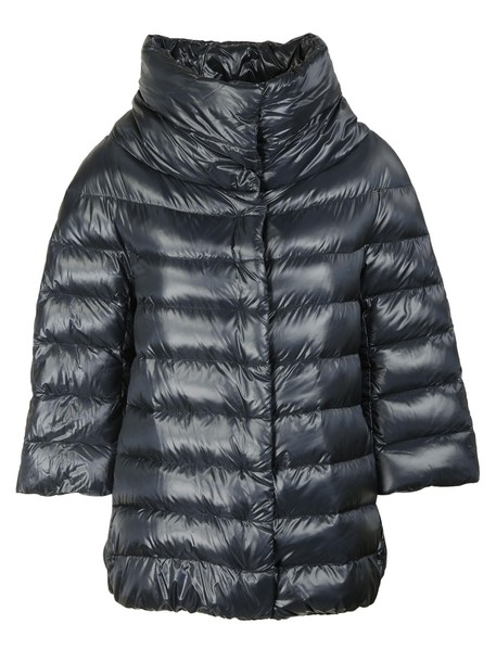 Herno jacket down jacket cropped