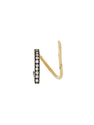 metallic women noir jewels