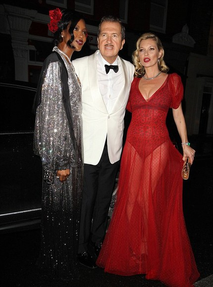 sheer bodysuit dress underwear red dress red kate moss naomi campbell silver sparkly dress