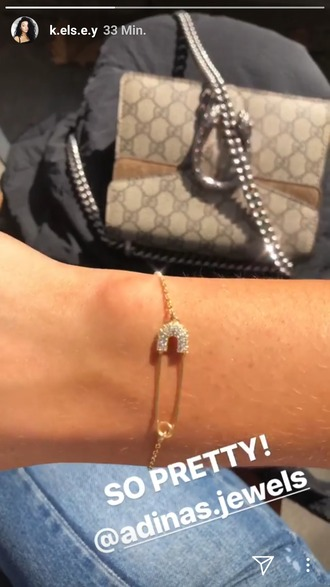 jewels braclet pin