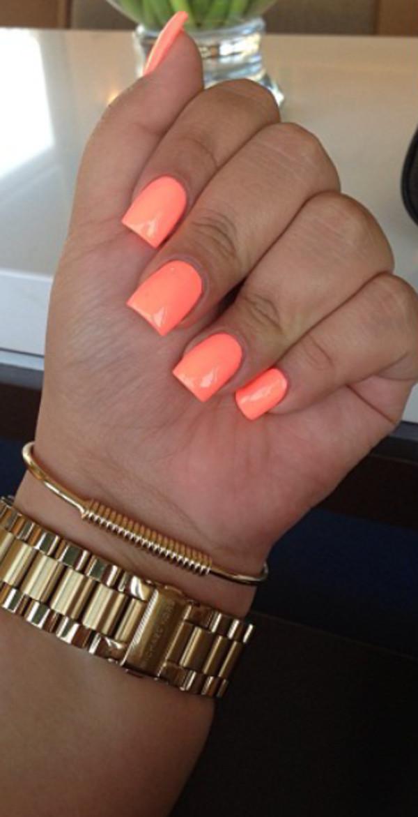 nail polish nailpolishr neon