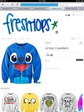 sweater,freshtops