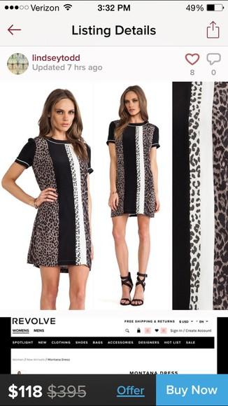leopard print casual
