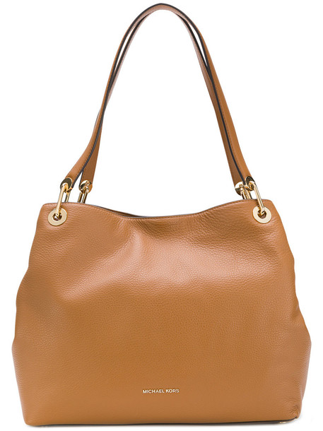 women bag shoulder bag leather brown